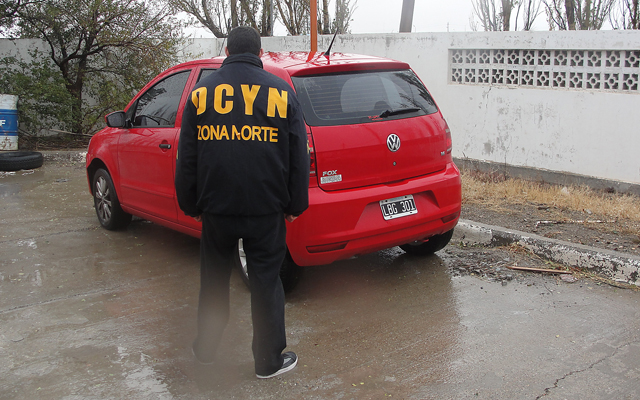 División Delitos Complejos y Narcotráfico detiene una persona con estupefacientes - Foto: