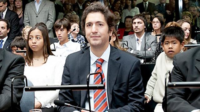 El Juez Sebastián Casanello - Foto: