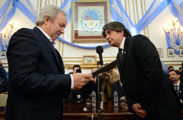 El nuevo Ministro Secretario General de la Gobernación José Garrido - Foto: OPI Santa Cruz/Francisco Muñoz