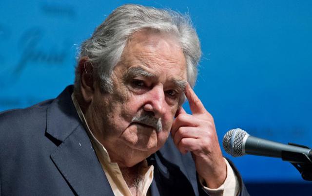 """Mujica en EEUU: """"En Uruguay no somos coimeros"""""""