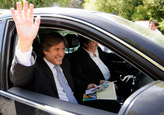 """Boudou detuvo """"verbalmente"""" la modernización de Casa de la Moneda que había sido impulsada por Kirchner"""