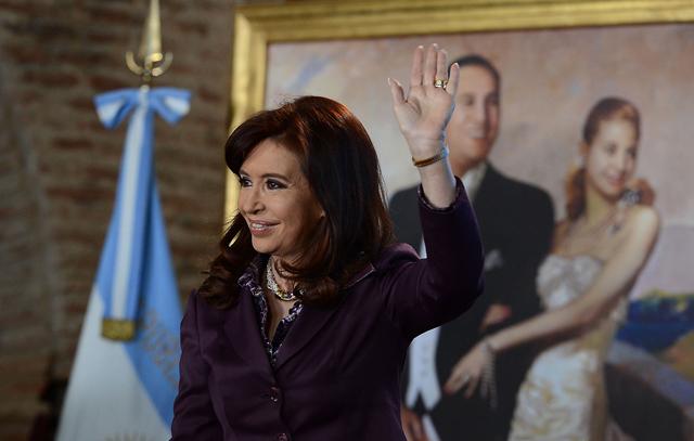 La Presidenta de la Nación Cristina Fernández de Kirchner - Foto: Presidencia