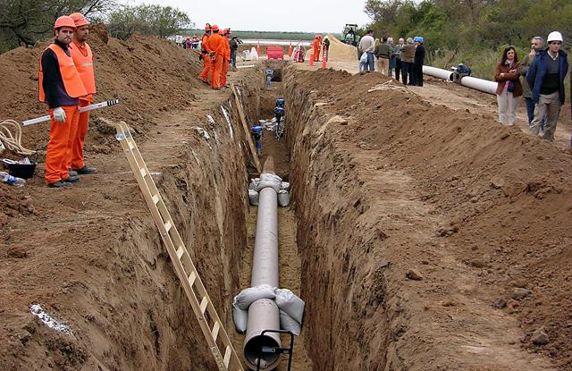 La cartelización se trasladó a Santa Fe: Austral, Contreras, Isolux y Esuco, conocidos tras el gasoducto del NEA