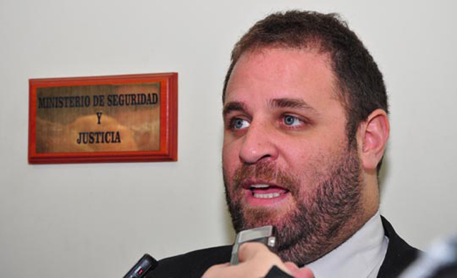 Para que los jueces no liberen a criminales, el Ministerio apura la inauguración de un nuevo pabellón