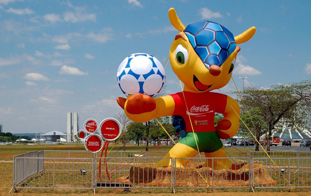 Un mes al ritmo del fútbol, con la ilusión puesta en Argentina