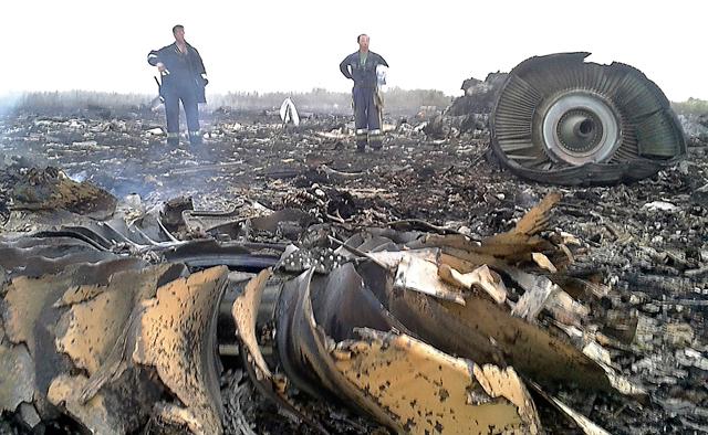 Un avión de Malaysia Airlines fue derribado por un misil en Ucrania