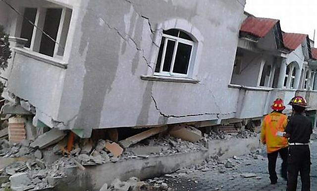 Un terremoto de 7,1 grados al sur de México dejó cuatro muertos