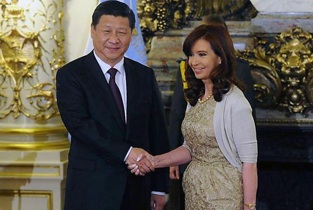 Previsible: China exige a la Argentina no estar en default para viabilizar el crédito para las represas