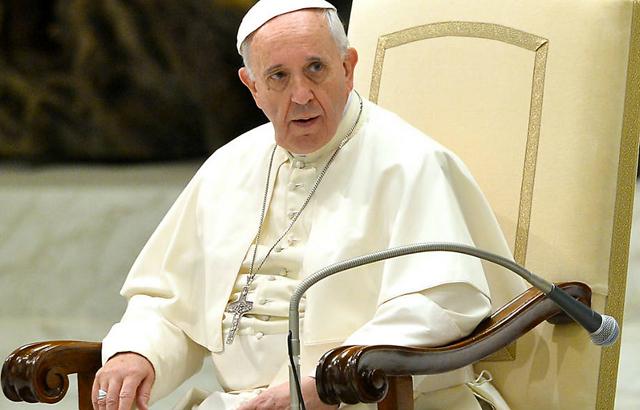 """Desesperado pedido del papa Francisco por la paz en Medio Oriente: """"¡Rezad, por favor!"""""""