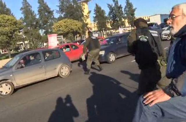 Berni reconoció que el gendarme se tiró cumpliendo una orden