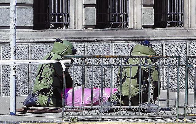 Alarma en Chile por más bombas y el gobierno pide ayuda internacional