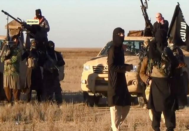 Estado Islámico llamó a matar a los ciudadanos de los países de la coalición antijihadista