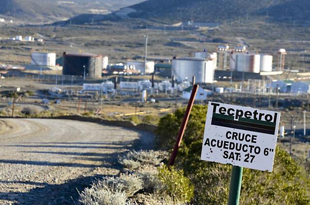 Subsecretaría de Medio Ambiente de Chubut frena pozos profundos de Tecpetrol