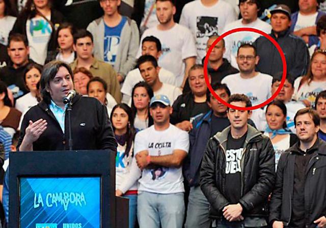 """El armador de Máximo en Barracas, en el 2011 fue candidato de Duhalde y acusaba a los Kirchner de """"chorros"""""""