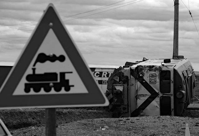 El material ferroportuario de YCRT es deficiente y obsoleto