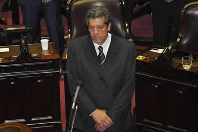El senador fueguino Jorge Garramuño