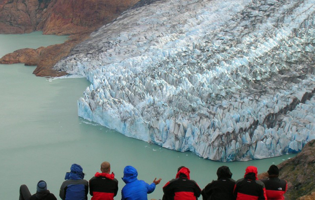 Otro turista falleció en El Chaltén. Murió en caminata al glaciar Huemul