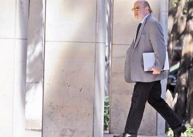 El juez Ercolini deberá investigar a Bonadio - Foto: Clarín