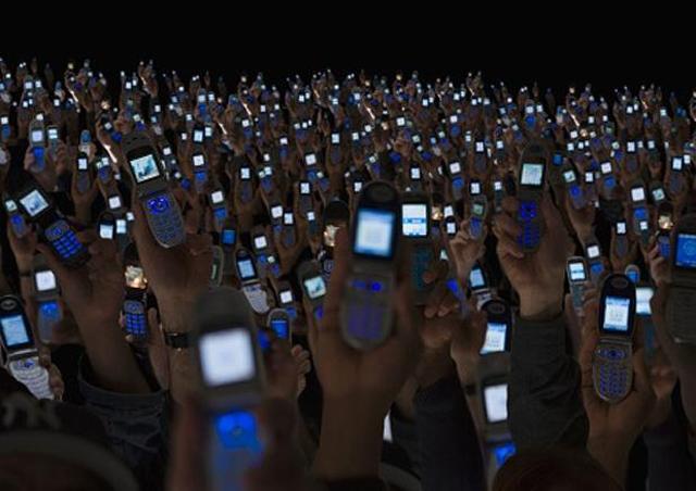Masivo apagón celular de Claro