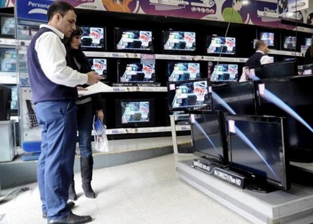 Ni el Mundial ni Ahora 12 salvaron a la venta de electrodomésticos