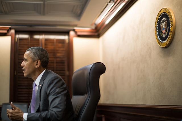 Para Obama, Venezuela amenaza la seguridad de EE.UU. - Foto: Pete Souza