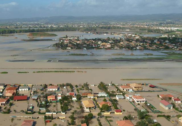Córdoba: hay un desaparecido y esperan más inundaciones