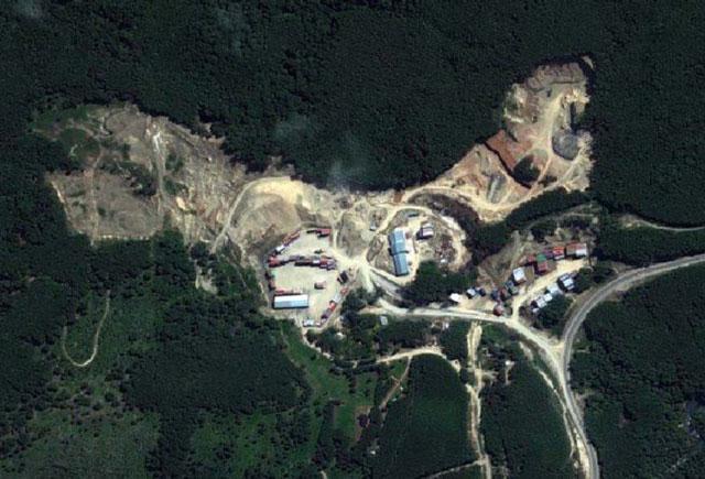 Multaron con 2,2 millones de pesos a empresario fueguino por tala de bosque nativo - Foto: Tiempo Fueguino