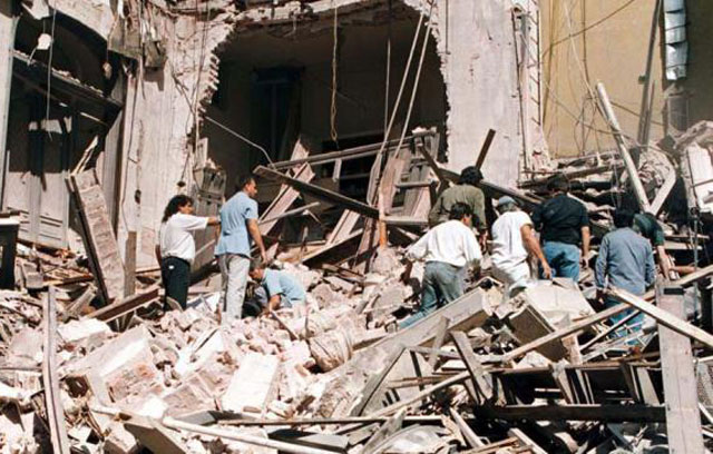 Autorizan la desclasificación de los archivos del atentado a la embajada de Israel