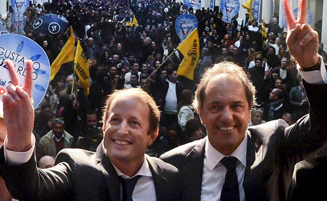 Duras críticas del Gobierno a la postulación de Insaurralde en la provincia de Buenos Aires