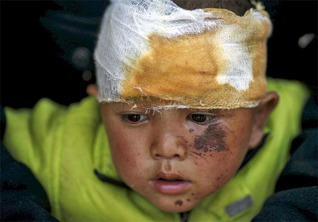 Dramático aumento del saldo de muertos en Nepal: ya son más de 3700