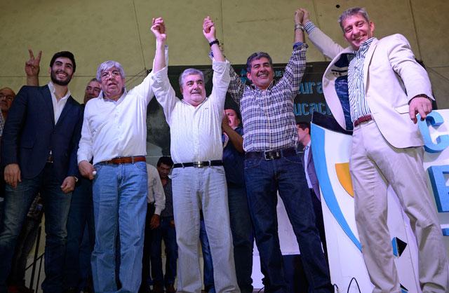 Das Neves deja pegado a Jorge Taboada, un hombre de Hugo Moyano, con el kirchnerismo