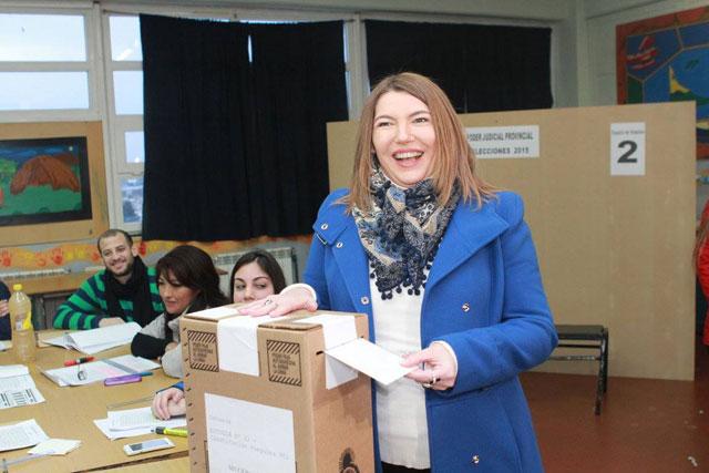 Ganó la kirchnerista Bertone, pero habrá ballotage el 28 de Junio