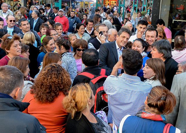 """Massa en Córdoba: """"No es tiempo de egoísmos ni mezquindades"""""""