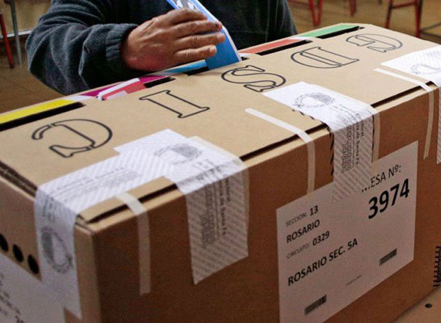 Rechazan en Santa Fe el recuento voto a voto