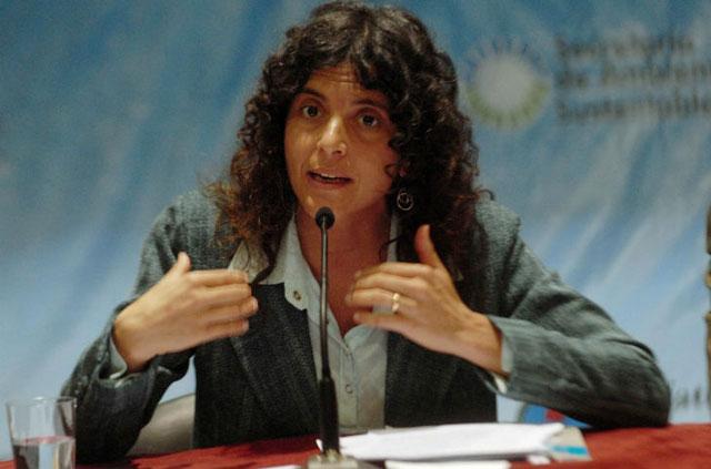Elevan a juicio oral la causa por corrupción contra la ex secretaria de Ambiente Romina Picolotti