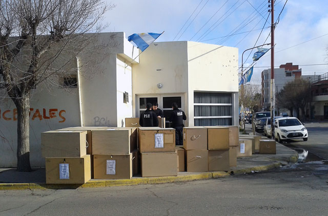 Caleta Olivia, otra municipalidad del FPV vaciada y donde piden que el Intendente sea apartado