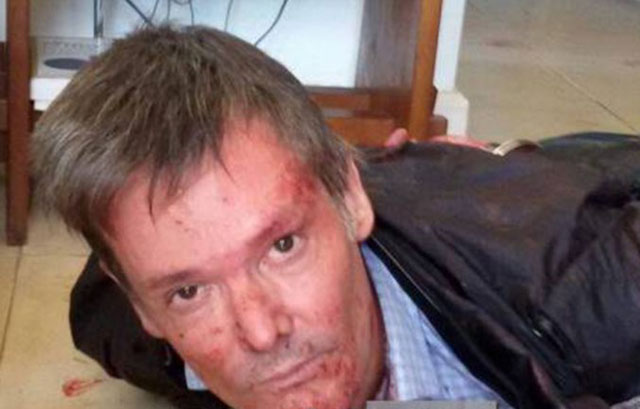 Crimen del country: la mujer fue atacada desde atrás y se defendió