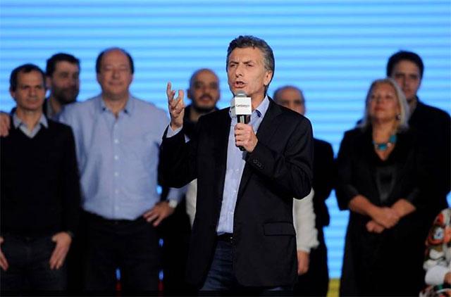 Macri festejó con cautela el segundo lugar y los 31 puntos de Cambiemos