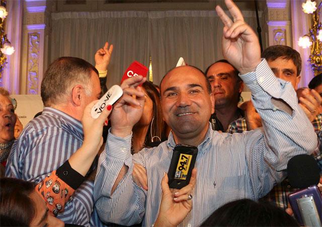 Escándalo de violencia y quema de urnas en las elecciones en Tucumán