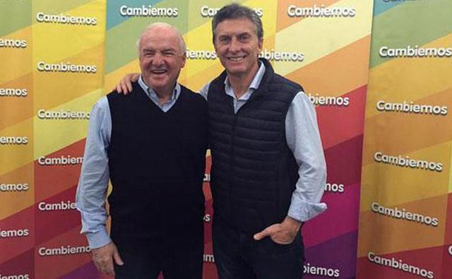 Fernando Niembro renunció a su candidatura y Mauricio Macri aceptó su decisión