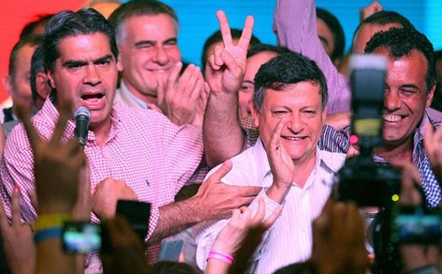 Amplio triunfo kirchnerista en Chaco: Peppo se imponía por 11 puntos a Ayala