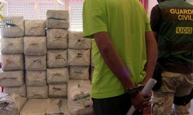 Cayó una banda narco en España integrada por tres argentinos