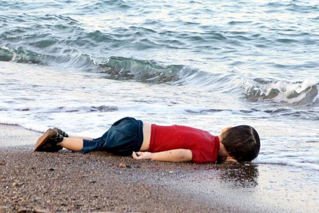 La imagen que avergüenza al mundo