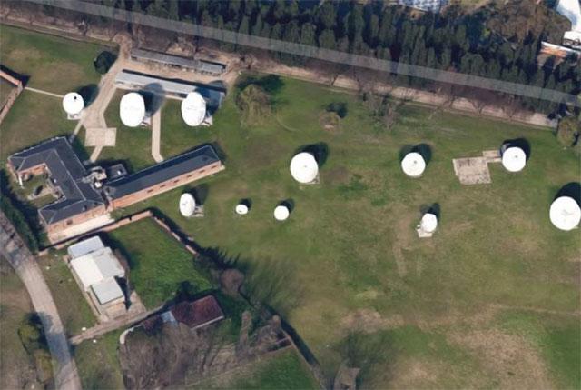 Para el espionaje ilegal se usan antenas de un predio de Defensa