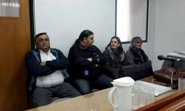 Absolvieron a los cuatro integrantes de ATE, en el juicio Oral de Caleta Olivia