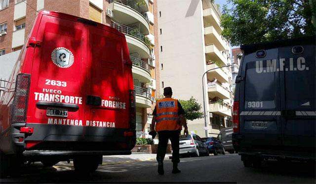 Horror en Belgrano: mató a puñaladas a su ex mujer delante de su hijo de 11 años