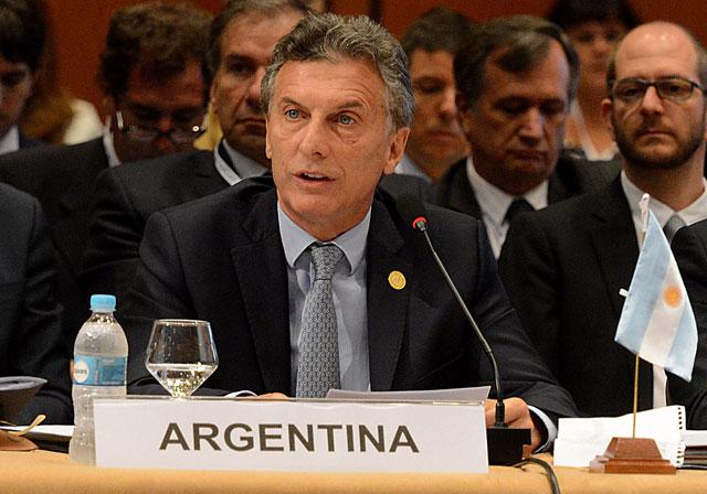 Enérgico reclamo de Macri a Venezuela por los derechos humanos
