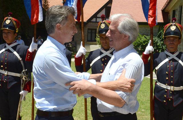 Macri y Vázquez relanzan el vínculo y logran acuerdos
