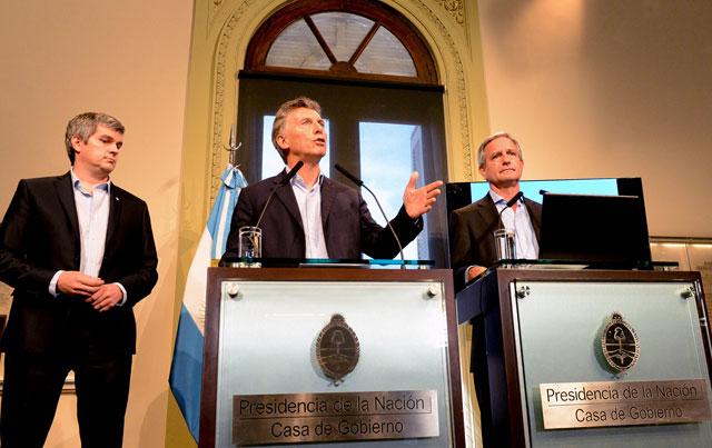 Macri reclamó a las provincias que se sumen a una reforma del Estado