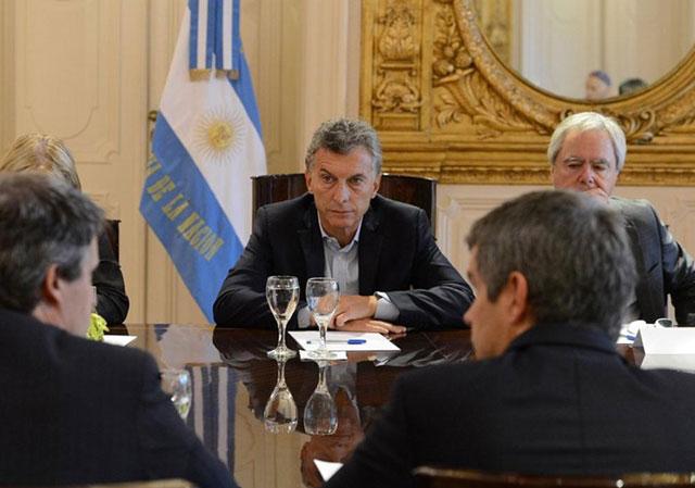 Macri transmitió su preocupación por el efecto social de la inflación